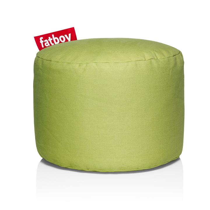 Point Stonewashed afføring af Fatboy i kalkgrøn