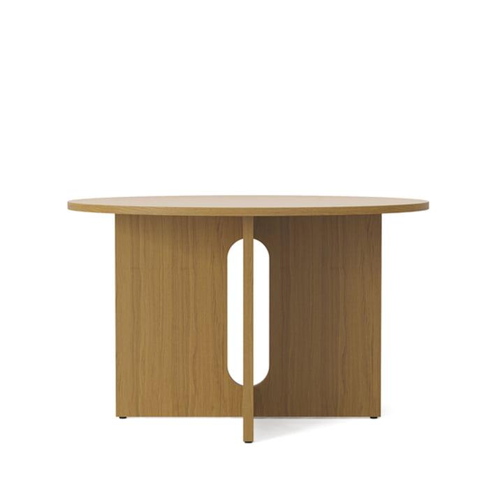 Androgynt bord, Ø 120 x H 73 cm, eg fra Menu