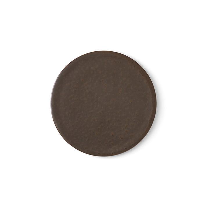 Menu - New Norm / låg Ø 1 3. 5 cm, mørk glaseret
