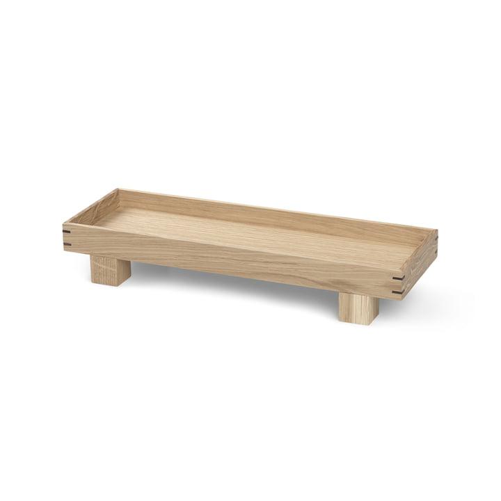 ferm Living - Bon træbakke, x-lille / eg