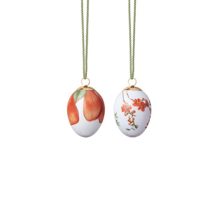Quince & Quince Blossom 6 cm af Royal Copenhagen (sæt med 2)