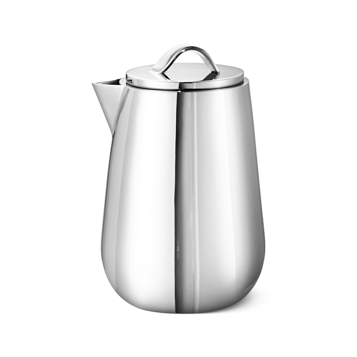Helix mælkekande, rustfrit stål af Georg Jensen