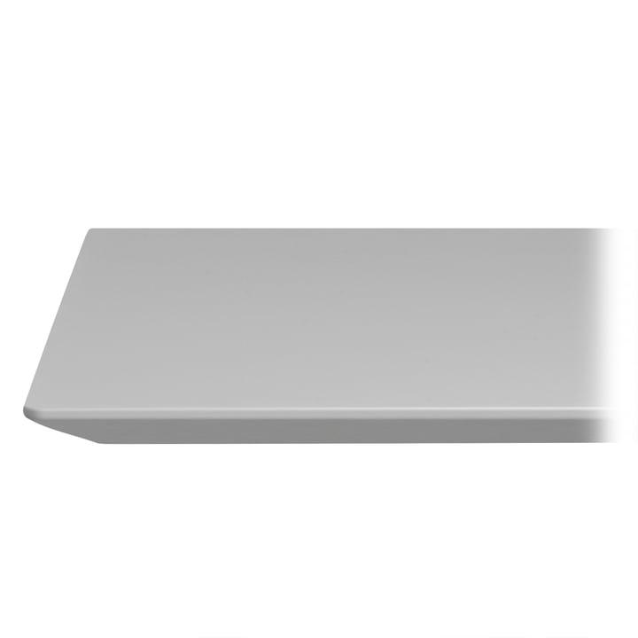 Mingle bordplade, rektangulær, grå af ferm Living