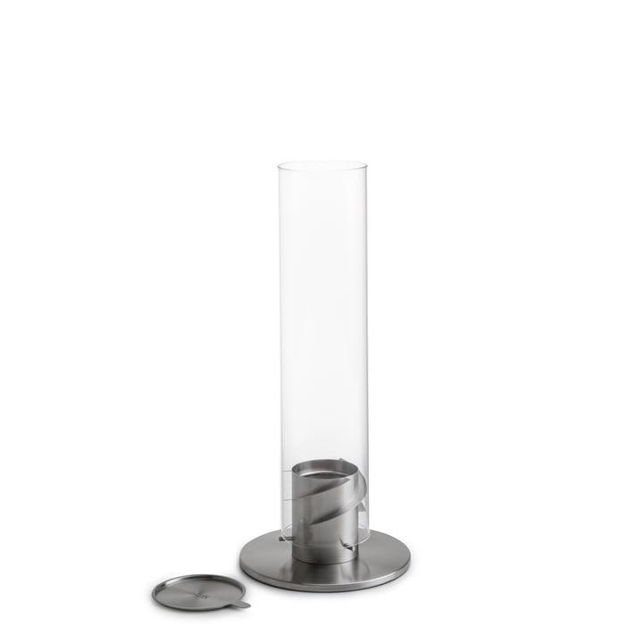 Spin tabel brand 90, silver af höfats