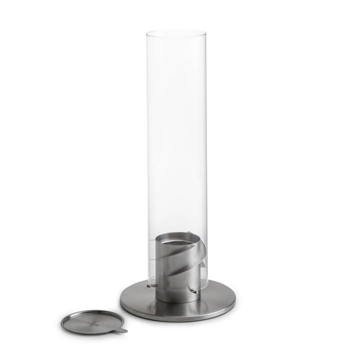Spin tabel brand 120, silver af höfats