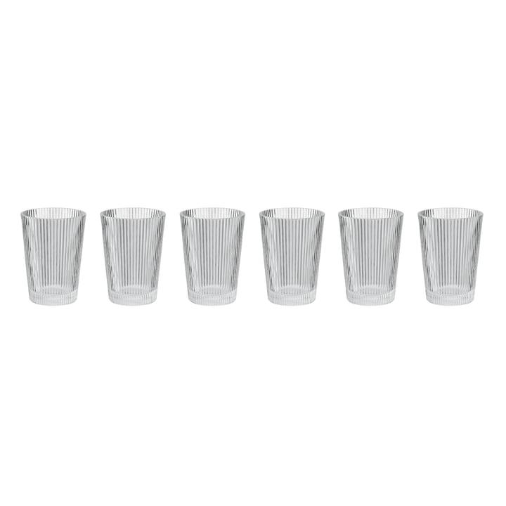 Pilastro drikkeglas (sæt 6) af Stelton