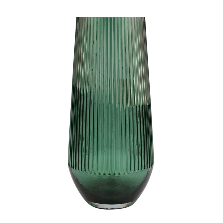 Classic vase Ø 14,5 x H 29 cm, grøn fra Connox Collection