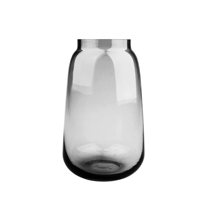 Bou vase Ø 15 x H 24 cm, grå af Connox Collection