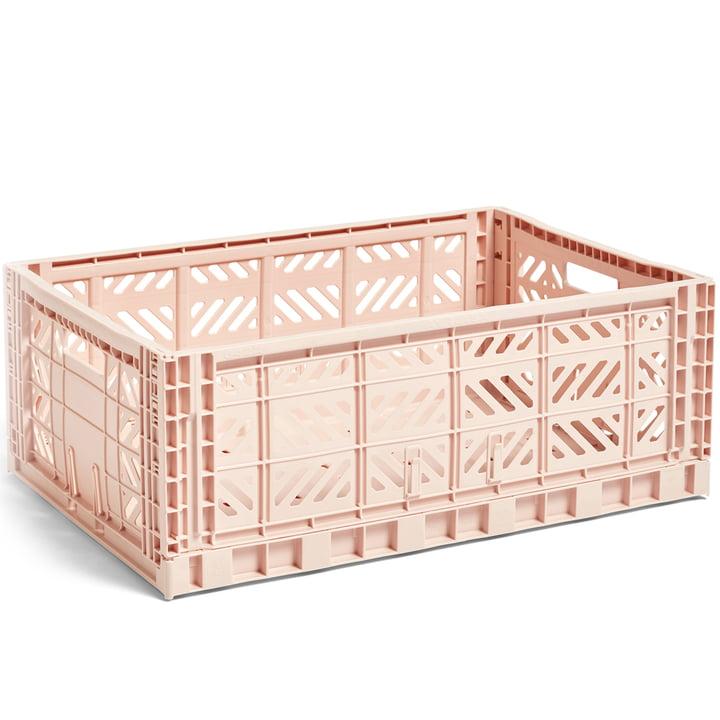 Colour Crate kurv L 60 x 40 cm x Hay i nude