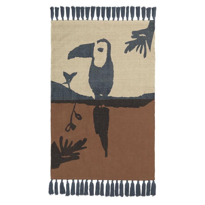 Toucan Nofred af Nofred i brun