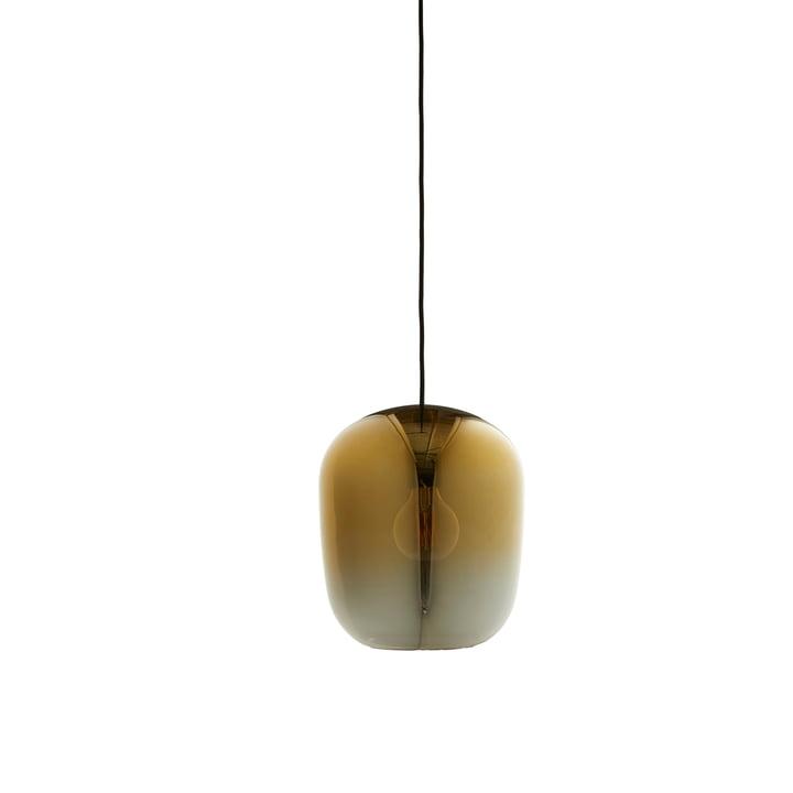 Ombre pendellampe Ø 25 cm, guld fra Frandsen