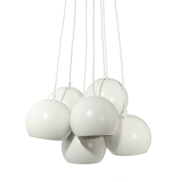 Ball Multi, mat hvid af Frandsen
