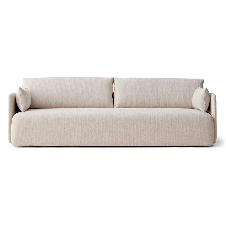 Menu - Offset Sofa, 3-pers., Beige ( Savanna 202)