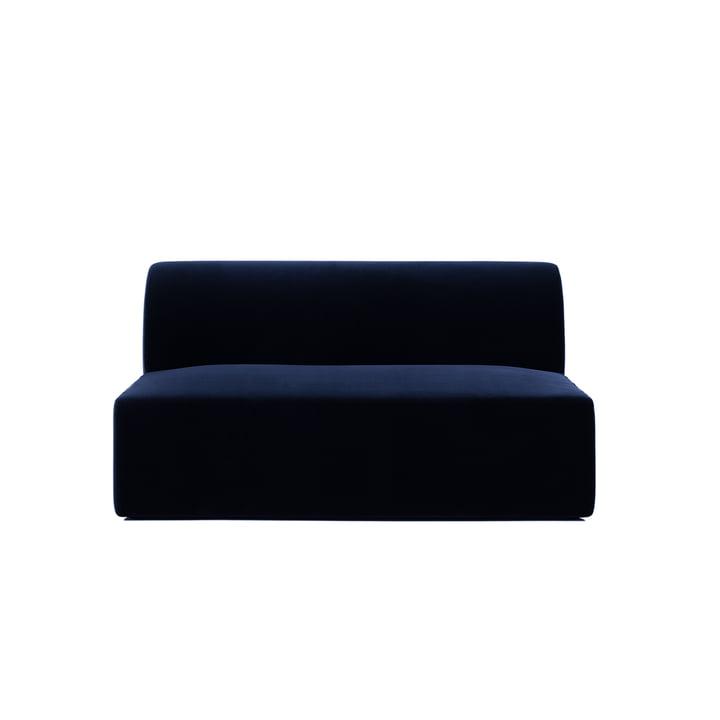 Weber elsker sædet Objekte unserer Tage dagsgenstande i mørkeblå (City Velvet CA7832 / 052)