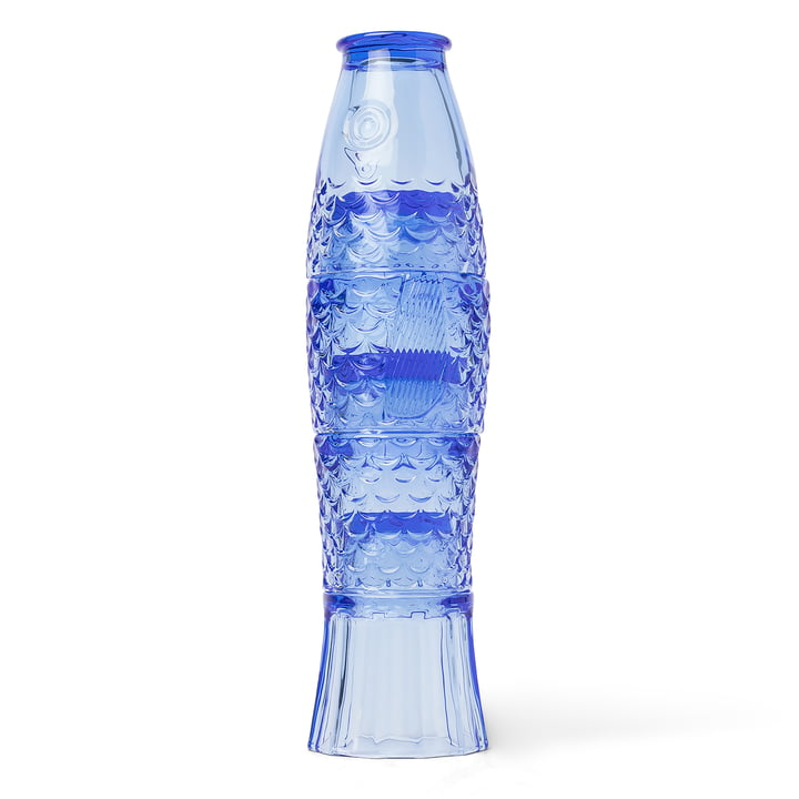 Koifisch drikkeglas sæt (4 Doiy ), Blå af Doiy