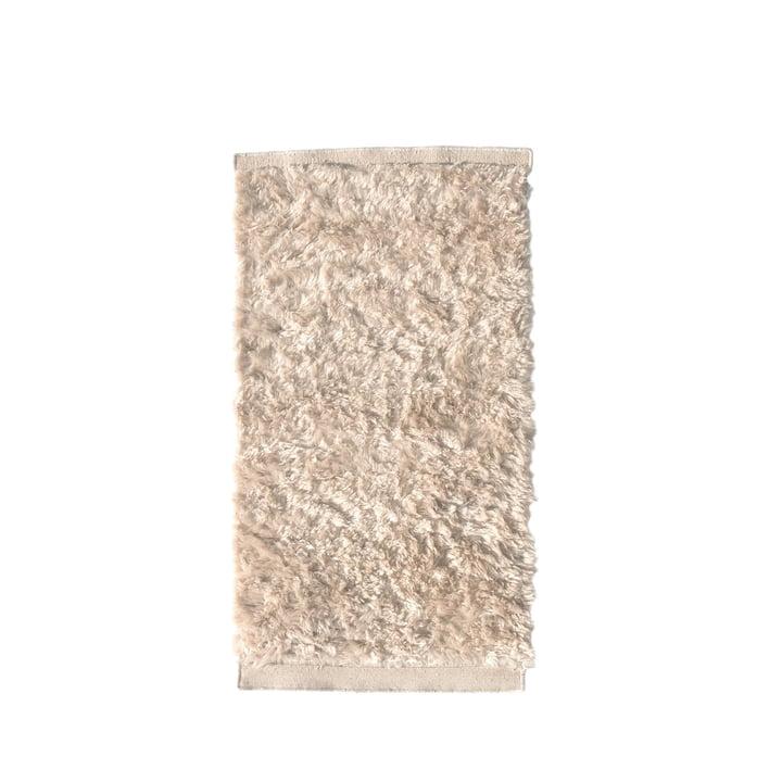Wellbeing Chobi tæppe, 80 x 170 cm, naturlig af nanimarquina .