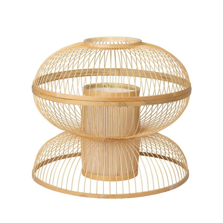 Sabbie bambus lampeskærm, Ø 42 x H 40 cm, naturlig fra Broste Copenhagen