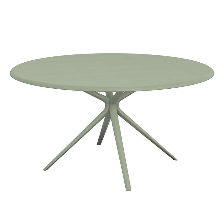 Moai bord Ø 146 cm, grøn te fra Fast