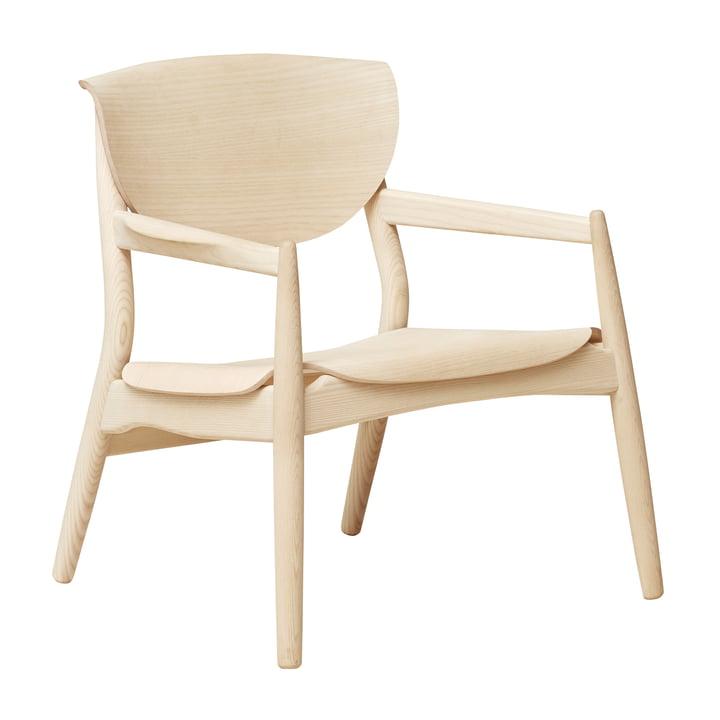 Origin Lounge Chair, aske fra Form & Refine