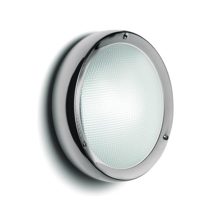 Niki udendørs væg- og loftslampe, glans af Artemide