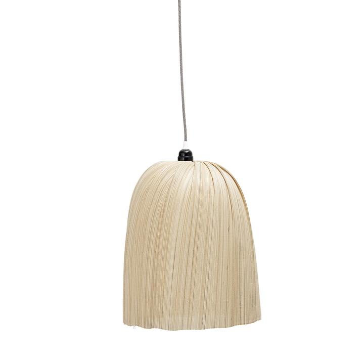 Bambus vedhængslampe, Ø 32 x H 40 cm, natur af Bloomingville