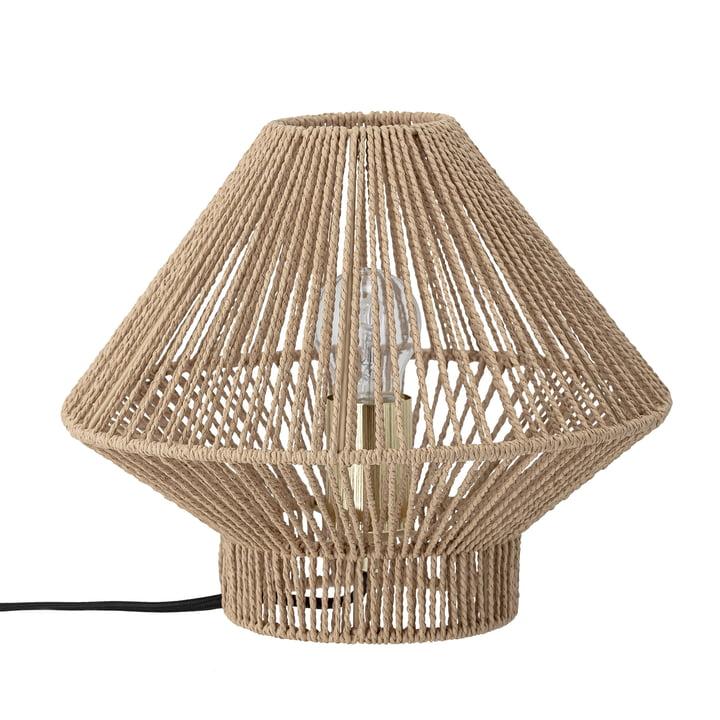 Annevictoria bordlampepapirsnor, Ø 30 x H 24,5 cm, natur af Bloomingville