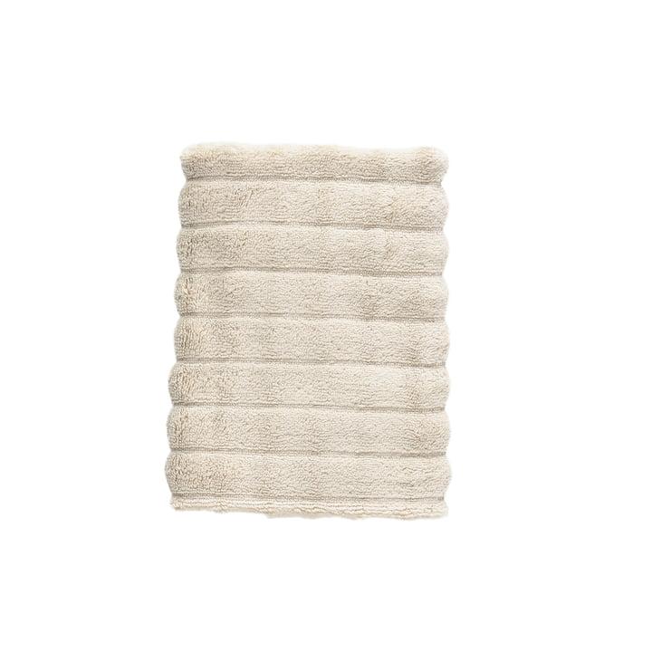Inu gæst håndklæde, 50 x 70 cm, sand fra Zone Denmark