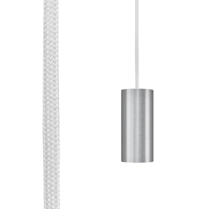 Tube Folie børstet aluminium, Wimbledon (TT-01) fra NUD Collection