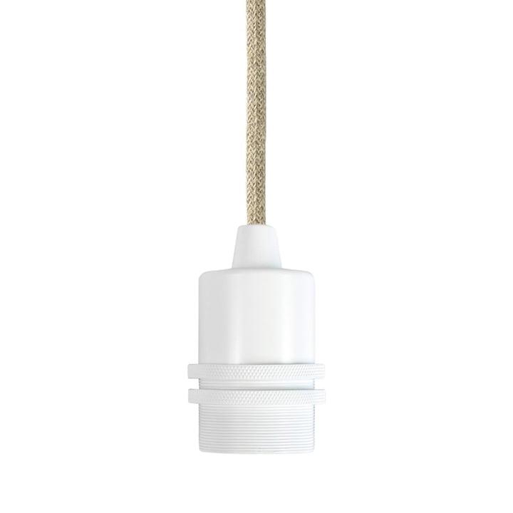 Bolt White / Natural Linnen (TT-00) fra NUD Collection