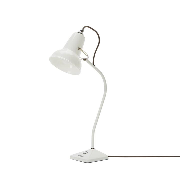 Original 1227 Mini keramisk bordlampe, ren hvid af Anglepoise