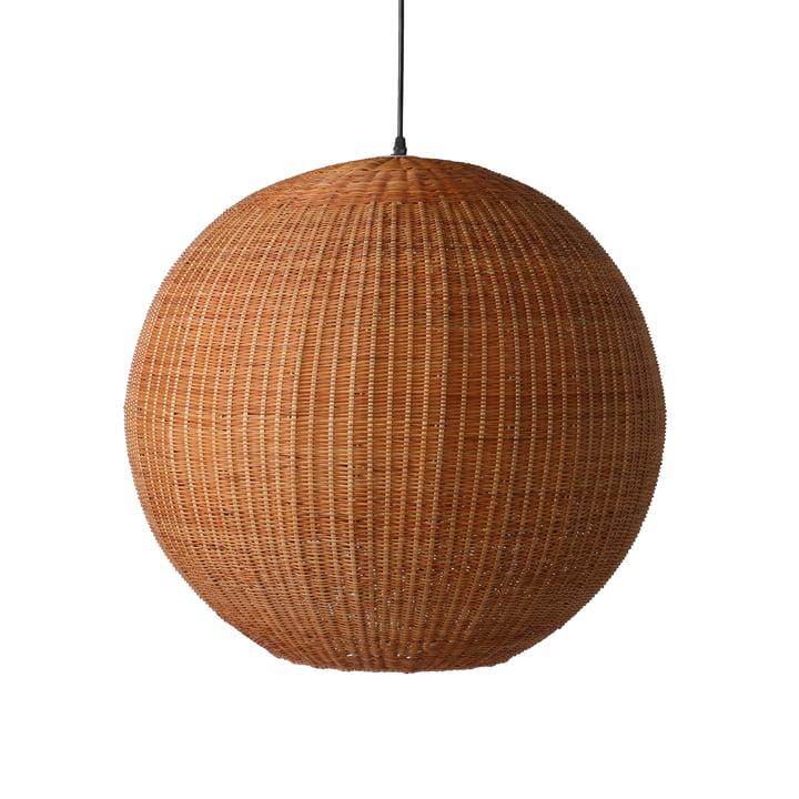 Bambus HKliving Ball, Ø 60 cm, naturlig af HKliving