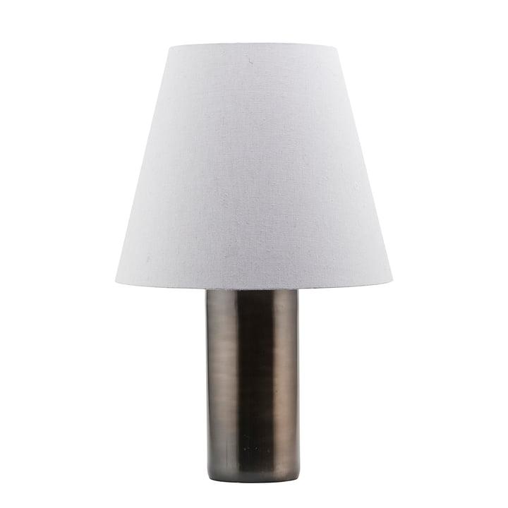 Bakora bordlampe H 52 x Ø 17 cm, antik metallisk af House Doctor