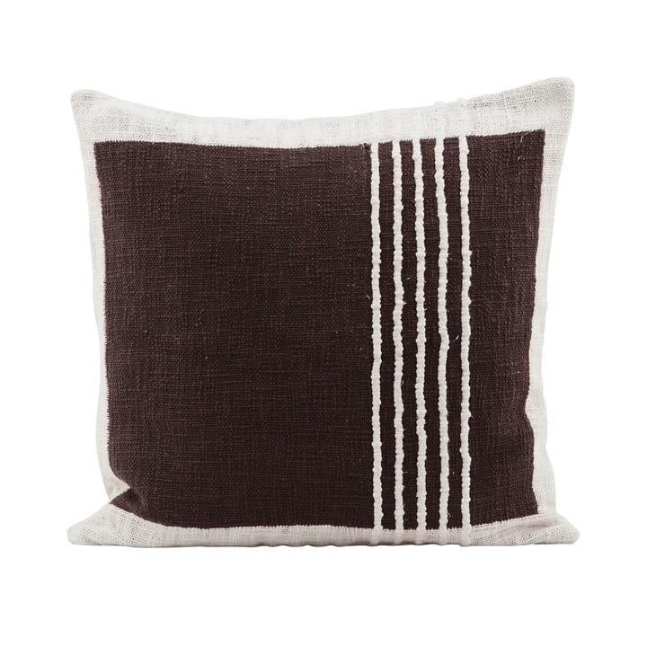 Den Yarn pudebetræk, brown af House Doctor