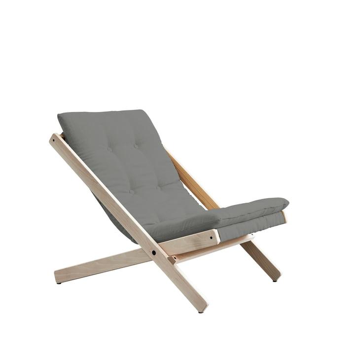 Boogie foldestol, bøg / grå (646) fra Karup Design