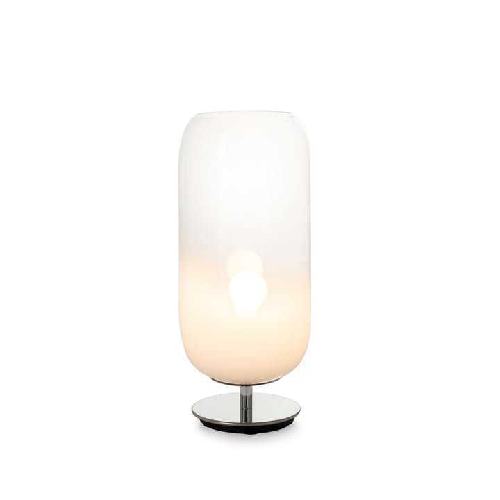 Gople Mini bordlampe H 34 cm, hvid fra Artemide