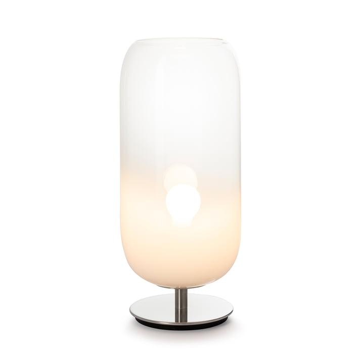 Gople bordlampe H 48,5 cm, hvid fra Artemide