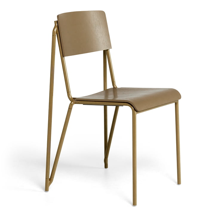 Petit Standard stol, clay / clay af Hay
