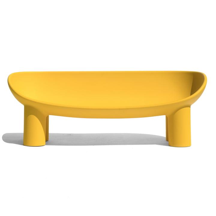 Roly Poly sofa, okker af Driade