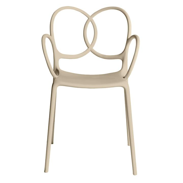 Sissi lænestol, beige af Driade