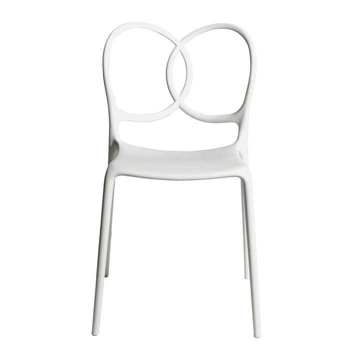 Sissi stol, hvid af Driade