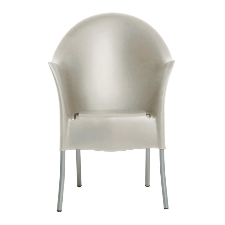 Lord Yo lænestol, lysegrå af Driade