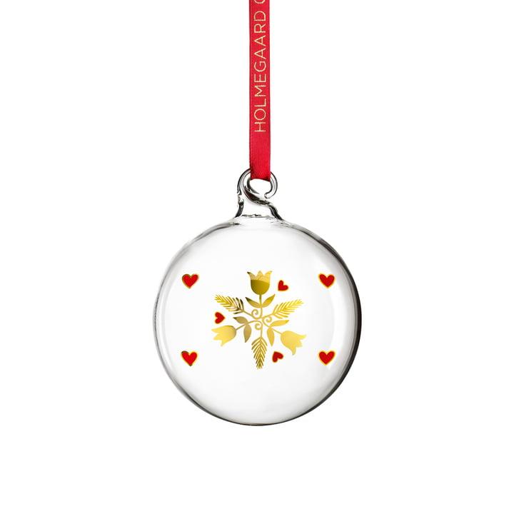 Julebold 2020 fra Holmegaard i klar