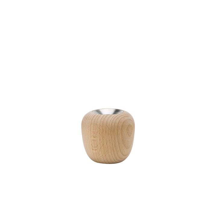 Ora lysestagen, Ø 7,4 x H 7 cm, bøg af Stelton