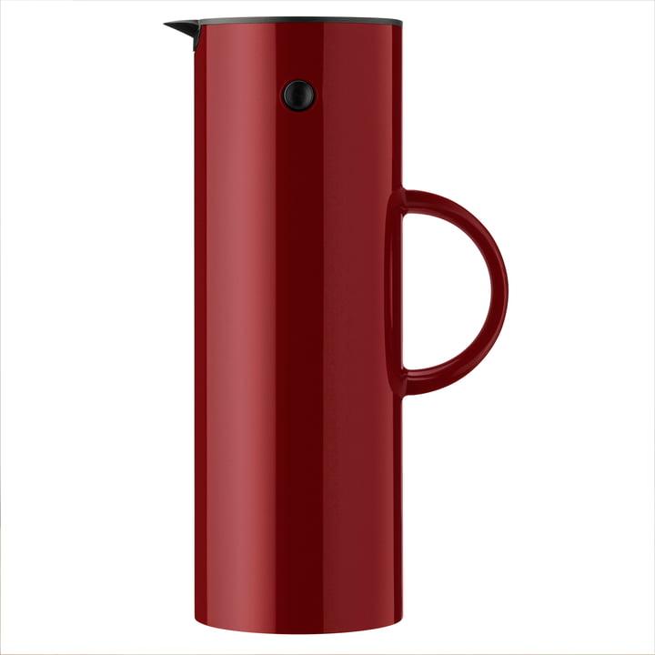 Vakuumkanden EM 77, 1 l varm rødbrun fra Stelton