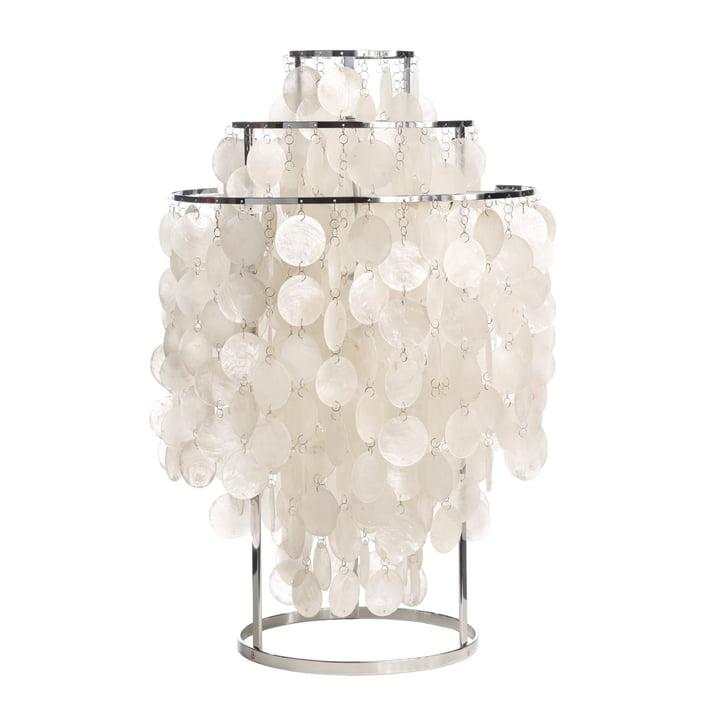 Fun 1TM bordlampe Ø 40 cm, hvid af Verpan
