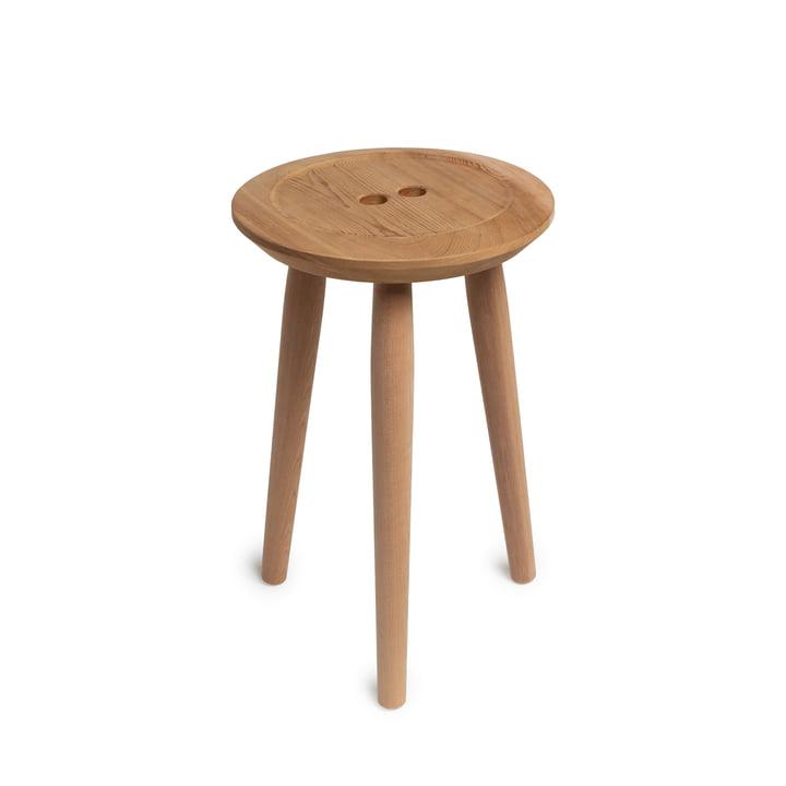 Den Button skammel, eg / Red Cedar ved We Do Wood
