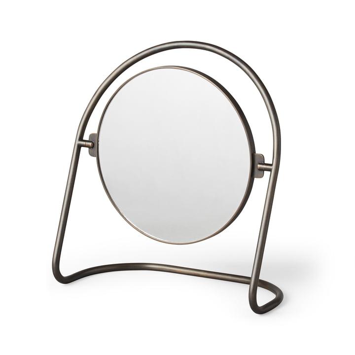 Nimbus bordspejl, messing bronze fra Menu