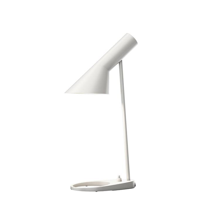 AJ Mini bordlampe af Louis Poulsen i hvid
