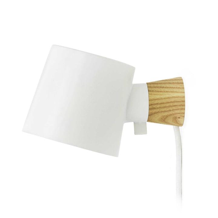 Væglampe Rise fra Normann Copenhagen i hvid