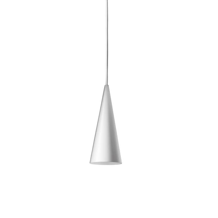 W201 Extra Small LED-pendel S1 fra Wästberg i hvid